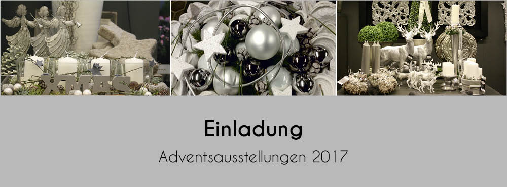 Einladung Advent 2017